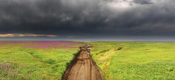 Пейзажи Камчатки: увидеть и замереть камчатка, красота, россия