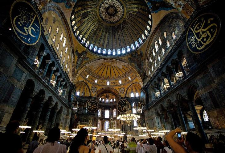 Самые красивые места в Турции 1