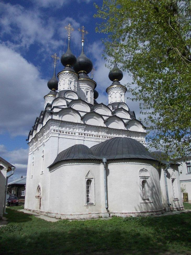 Русский красавец Суздаль