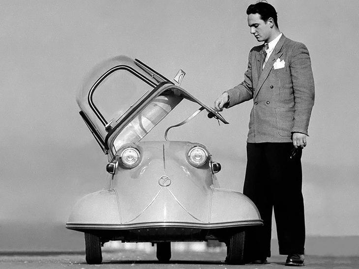 weirdcars16 12 самых странных автомобилей, которые видел мир