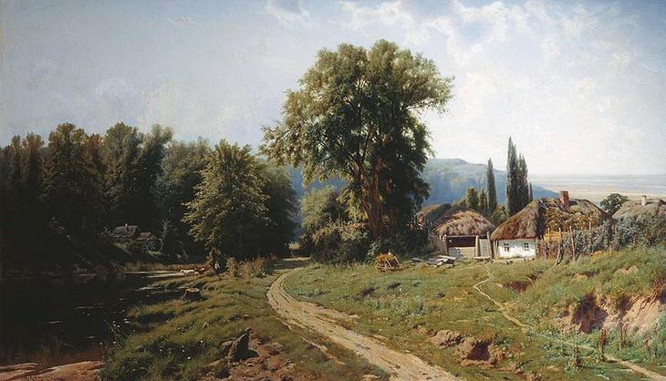Файл:KonstantinKryzhitsky HutorVMalorossii 1884.jpg