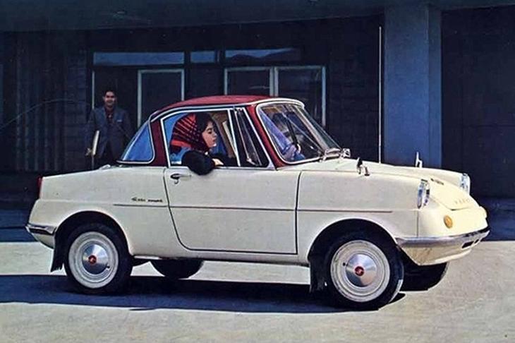 weirdcars22 12 самых странных автомобилей, которые видел мир
