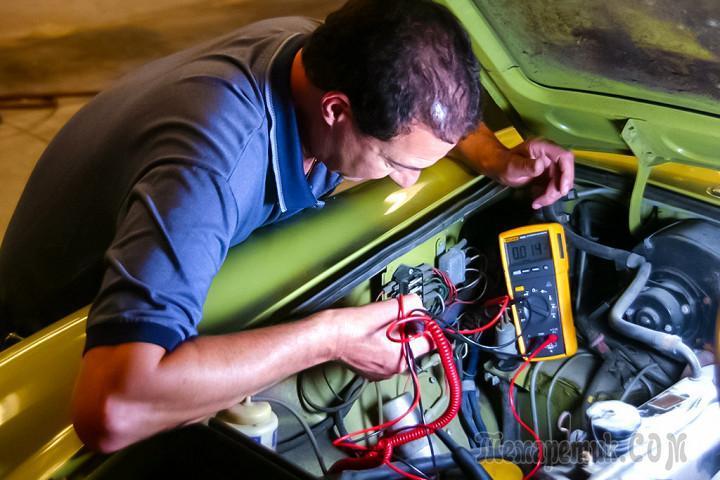 Ремонт электрики в автомобиле своими руками 4
