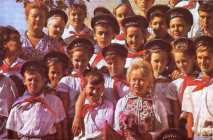 А помните? СССР, история, пионеры