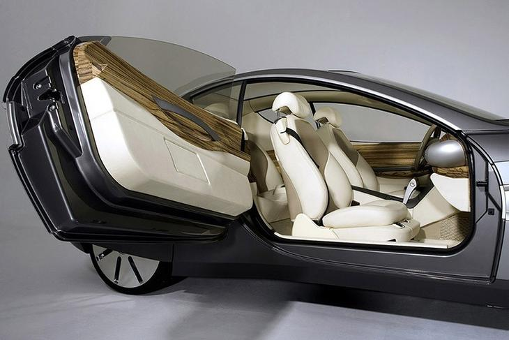 weirdcars29 12 самых странных автомобилей, которые видел мир
