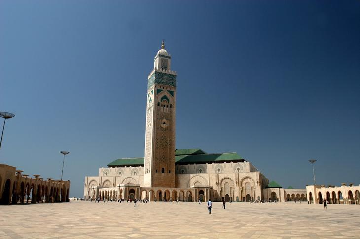 Фото достопримечательностей Марокко: Главная мечеть Феса, Карауин
