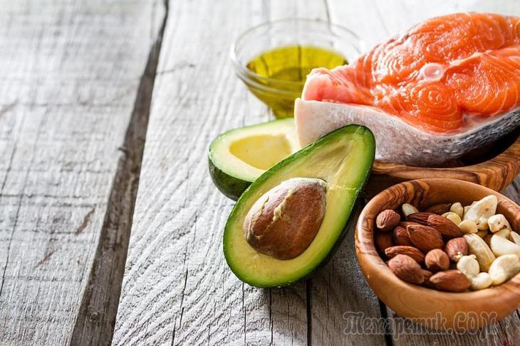 Роль правильного питания при повышенном холестерине