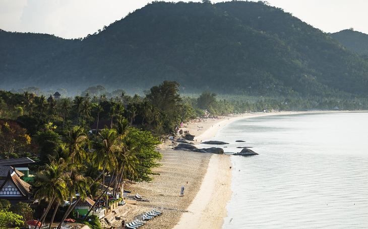 10. Ламай, остров Самуи.