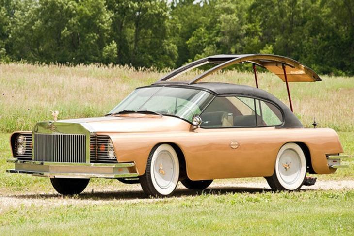 weirdcars07 12 самых странных автомобилей, которые видел мир