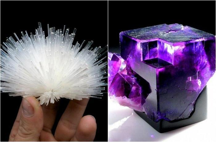 Удивительные фотографии камней и минералов