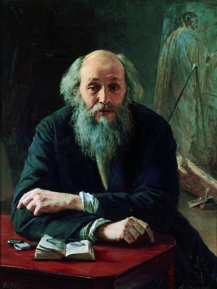 Ге Николай Николаевич  (реализм)