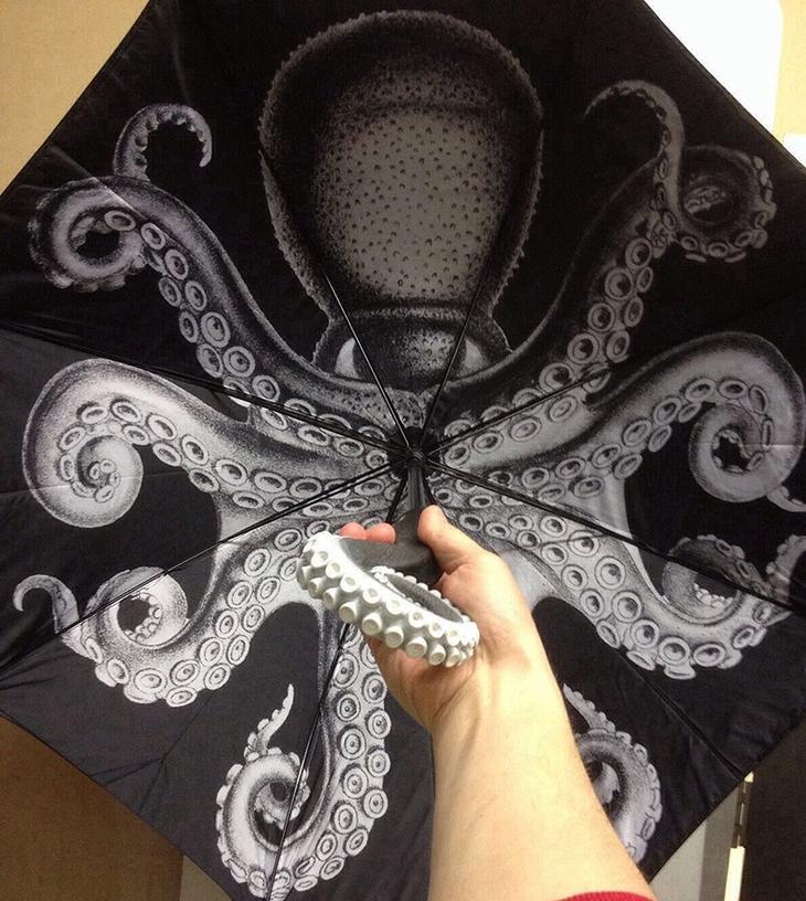 Umbrellas01 19 удивительных зонтов для осени