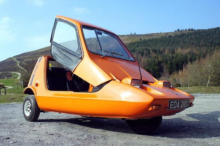 weirdcars51 12 самых странных автомобилей, которые видел мир