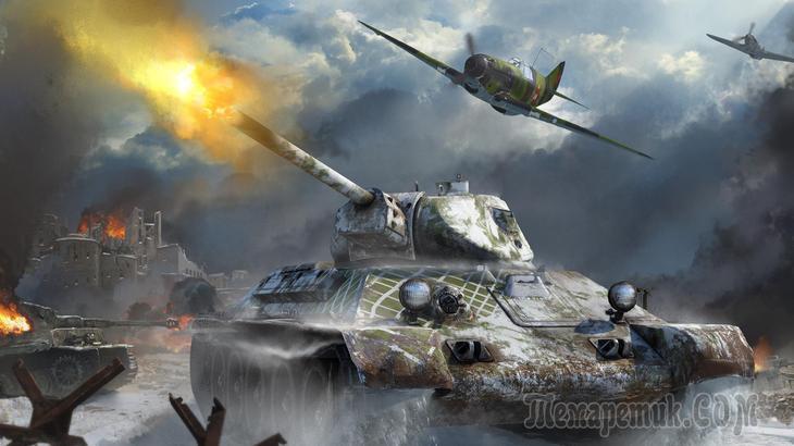 Топ-10 ☭ Оружие Победы
