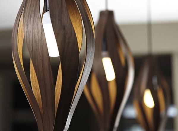 Изготовление светильника из дерева