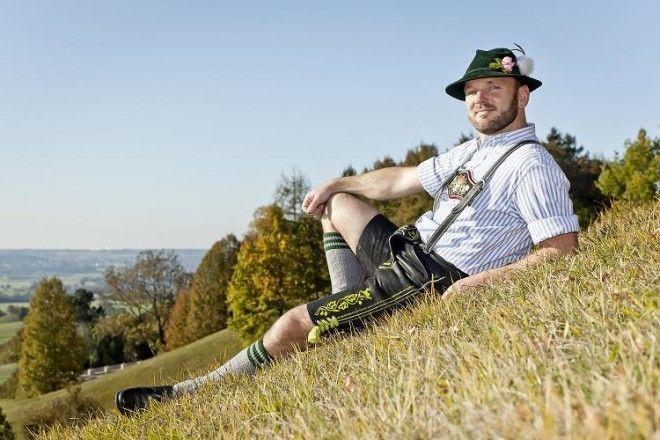 10 самых необычных привычек с немецким акцентом.