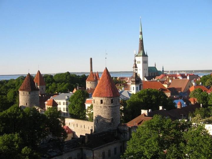 Таллин  Википедия