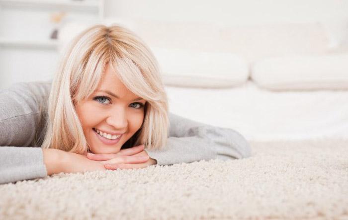 Чистый ковёр