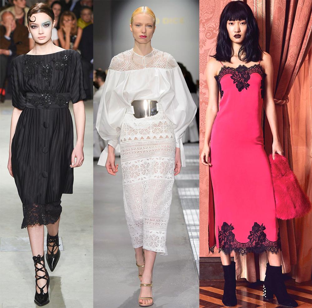 2d33d4f4cf5 Модные тенденции в фасоне платьев