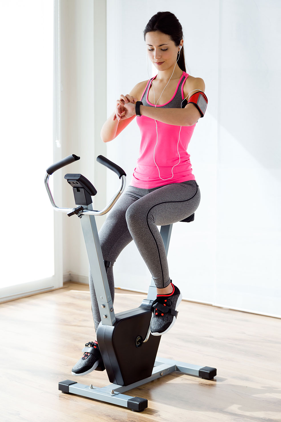 Комплекс Упражнений Для Велотренажера Похудей. Велотренажёр для похудения
