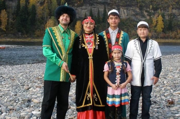 Татарская родня