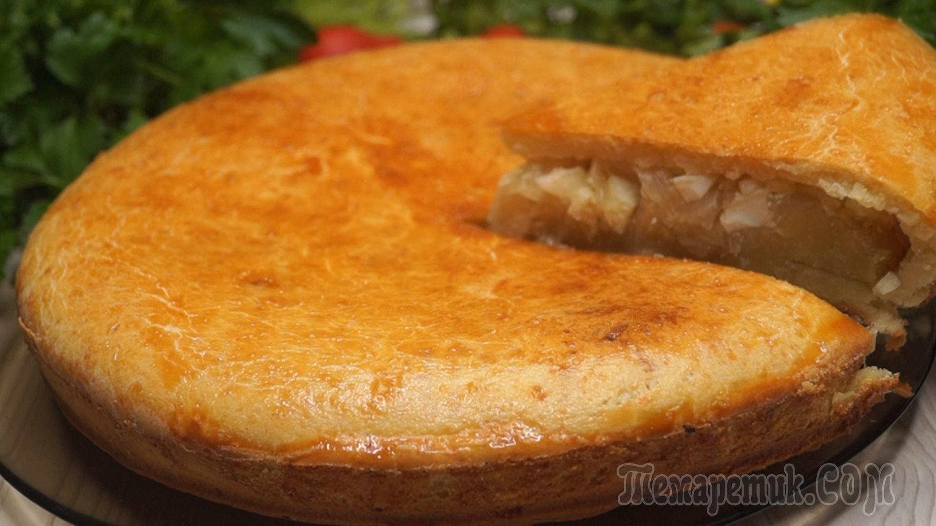 пирог с капустой с яйцом вкусный
