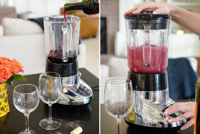 Улучшить плохое вино. | Фото: Смекалочка.