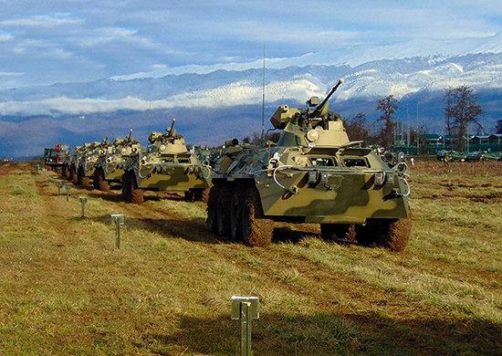 Отдельная мотострелковая бригада Вооруженных Сил Российской Федерации