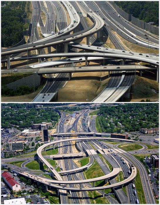 Спрингфилдское шоссе.