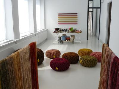 Вязаная мебель от Кристен Майндертсма