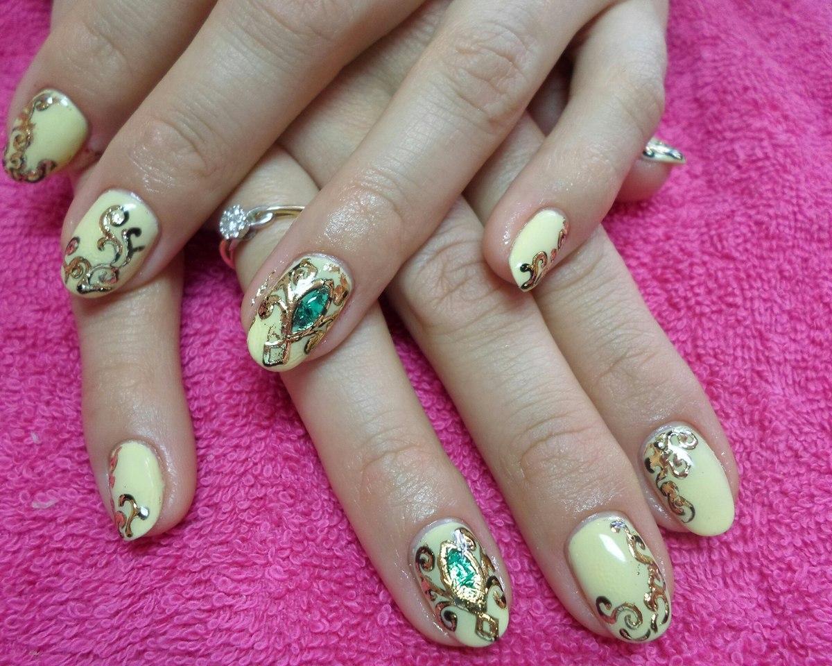 Как на ногтях сделать жидкий камень на ногтях