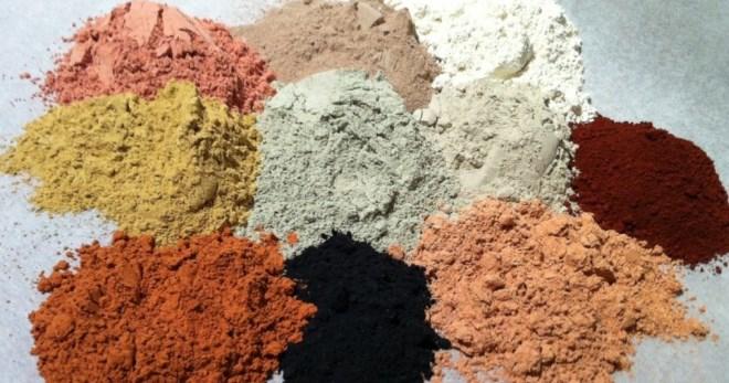 Виды косметической глины – свойства и влияние на кожу - AURA-PACIFIC.RU