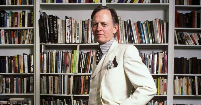 Том Вулф. / Фото: www.nymag.com