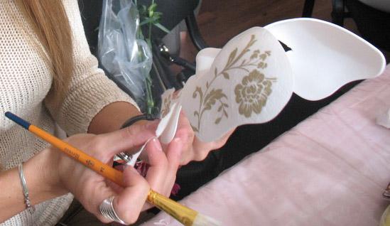 венецианская маска своими руками