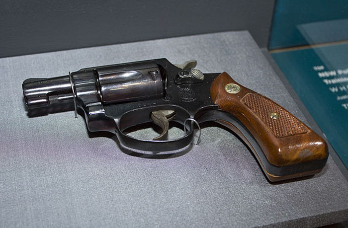 Револьвер Smith&Wesson