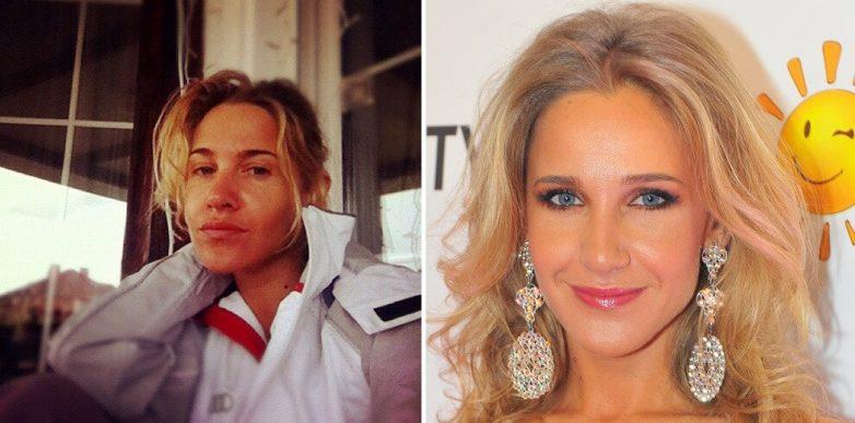 юлия ковальчук до и после пластики фото поздних