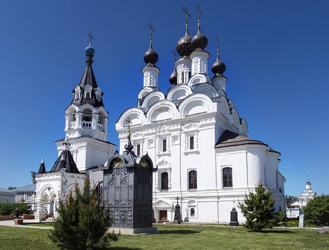 Свято Троицкий монастырь
