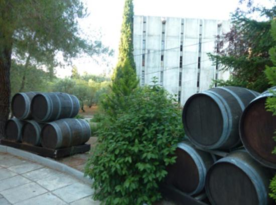 Винодельня Porto Carras