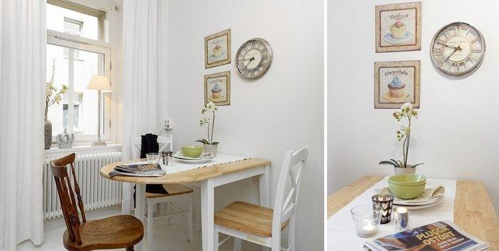 Как обустроить маленькую кухню: 12 простых советов - фото 8
