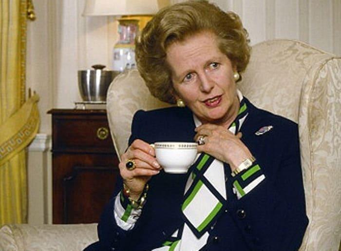 Железная леди Великобритании | Фото: relook.ru