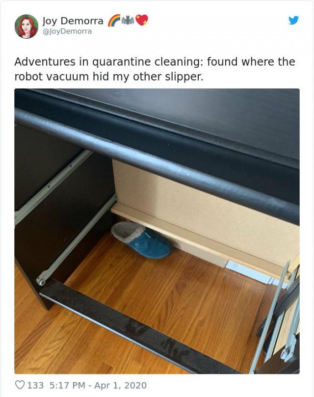 Что люди находят дома, решив заняться уборкой во время карантина Юмор,приколы