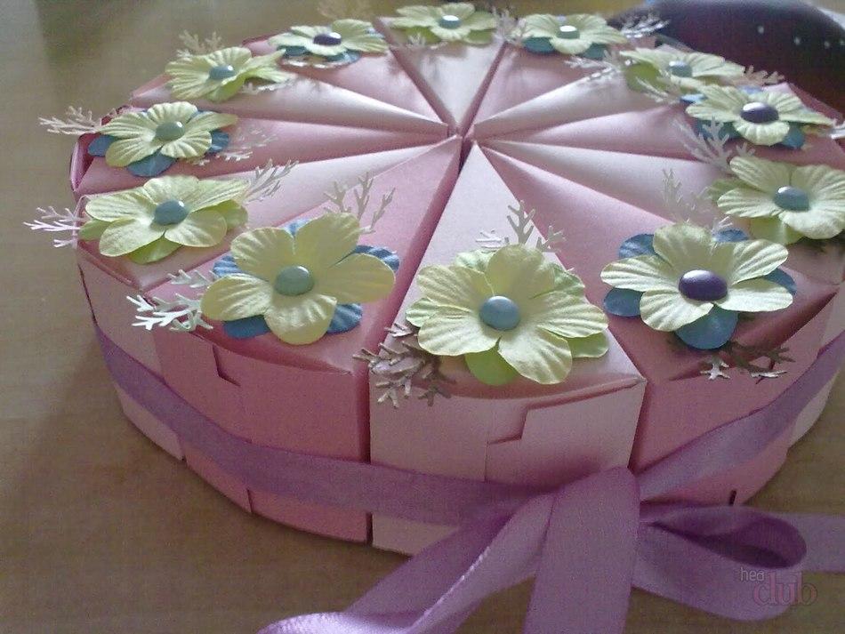 считая как сделать торт из бумаги с пожеланиями принципе