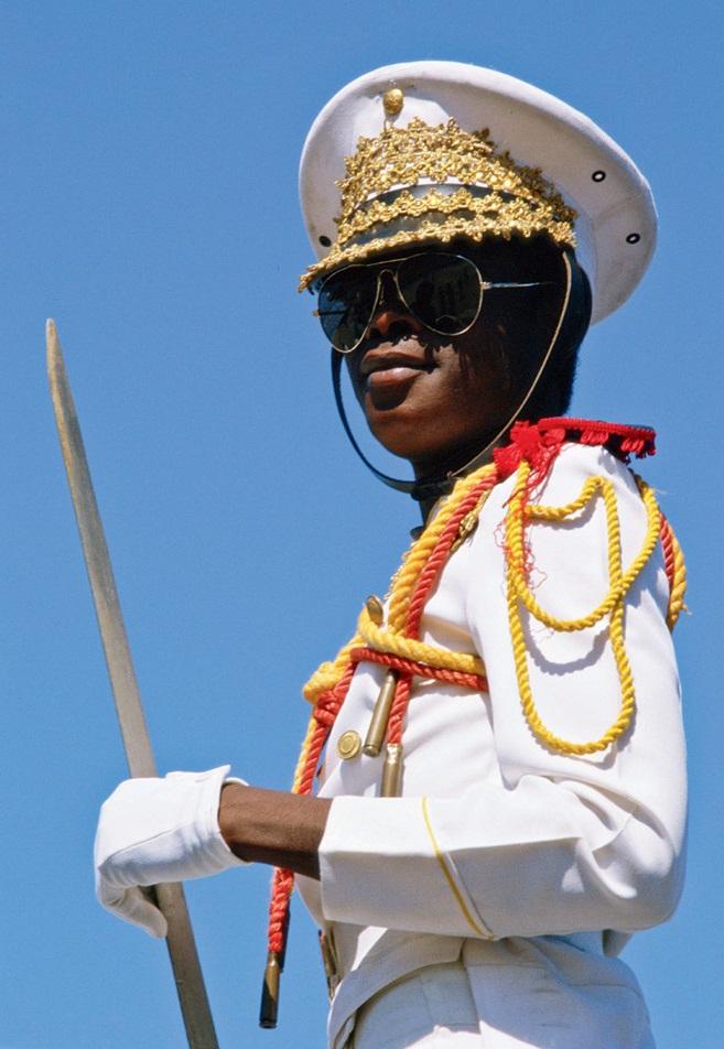 Haiti Estilo, exército, guerra, mundo, forma, roupas, forma