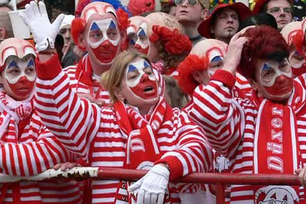Кельнский карнавал, Германия