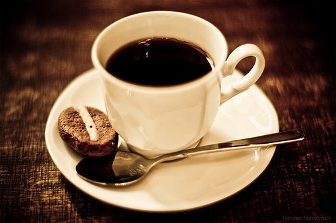 чашка кофе - продукты омолаживающие организм
