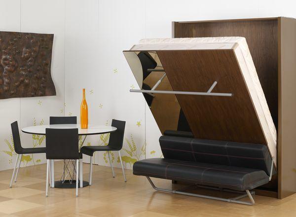 Мебель-трансформер идеальна для маленьких квартир