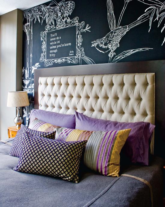 10 бюджетный идей декора спальни
