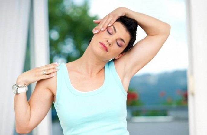 как расслабить мышцы спины