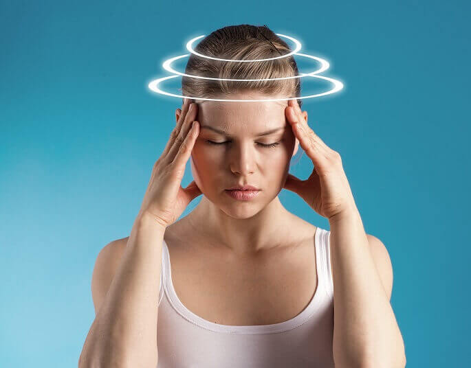 Причиной тошноты и головокружения может стать элементарный стресс