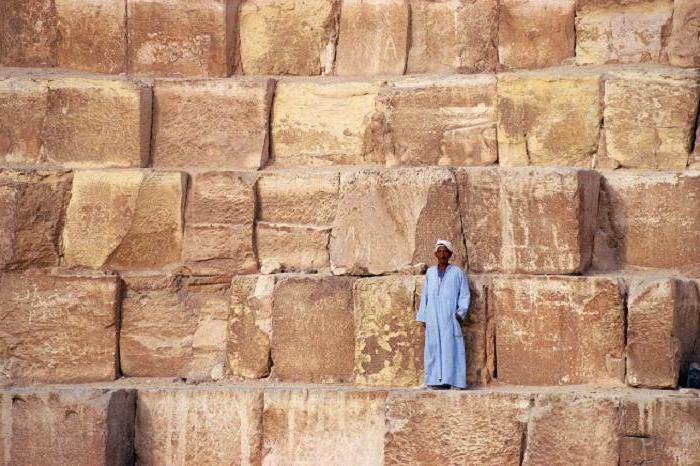 Интересные факты о египетских пирамидах: почему их до сих пор не могут построить (7 фото)